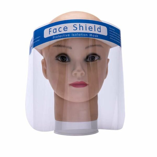 Reusable Protective Face Shields (PPE)