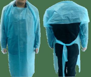blue chlorinated polyethylene